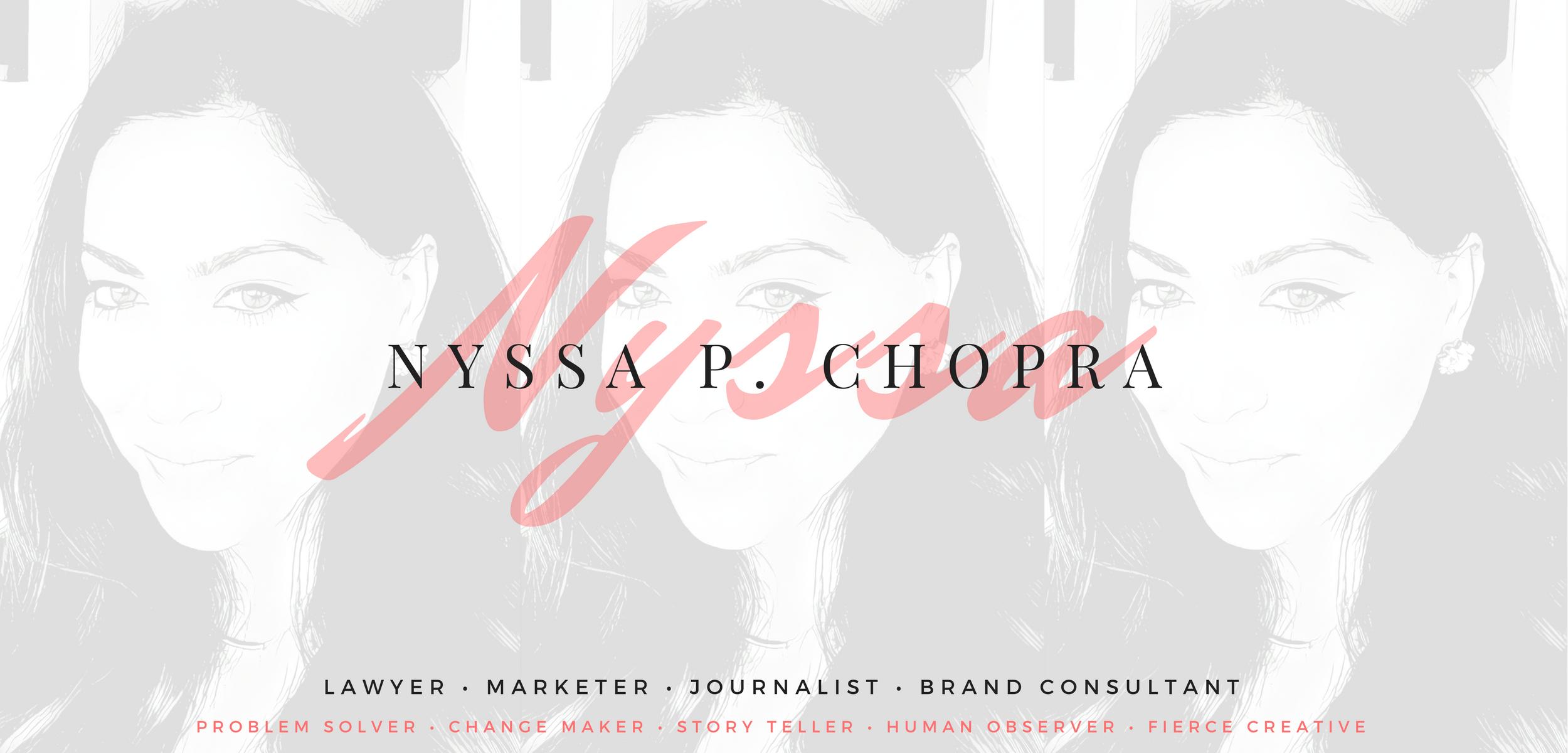 Nyssa P. Chopra